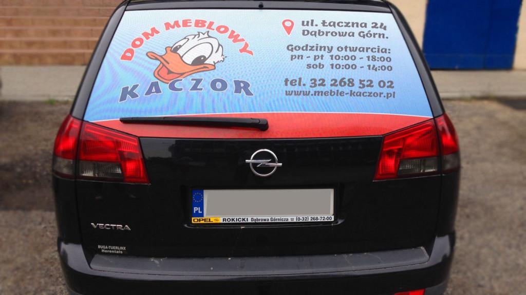 oklejenie samochodu3 KACZOR